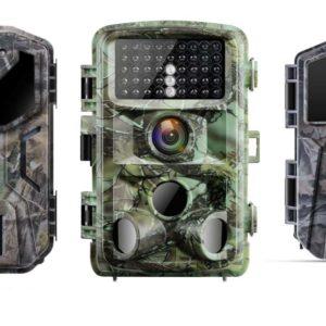 Estas son las 7 mejores cámaras trampa para caza según los usuarios de Amazon