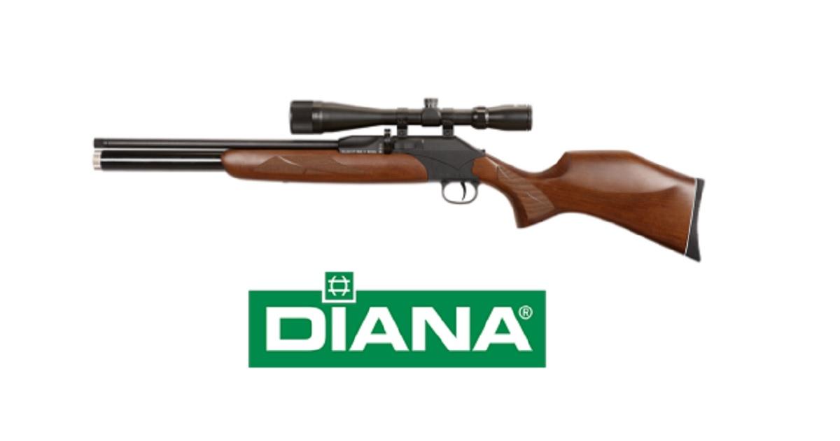 Carabina Diana P1000 PCP