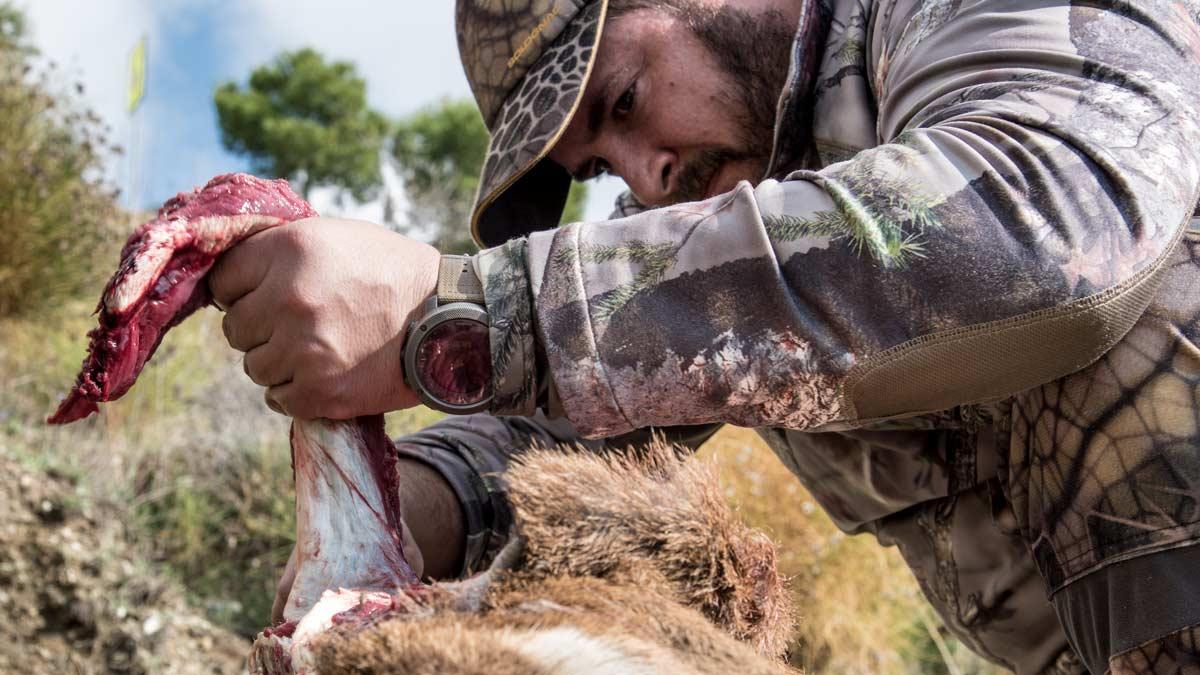 Los cazadores donarán carne de caza a los más necesitados durante estas Navidades