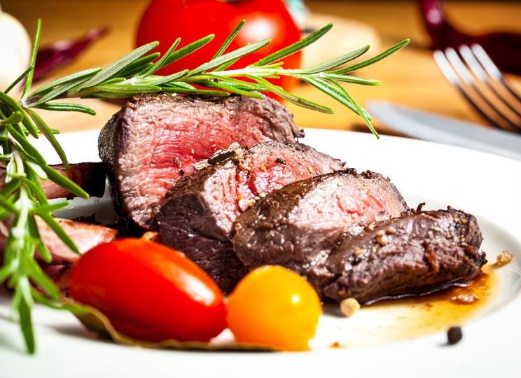 Carne de caza. /Shutterstock