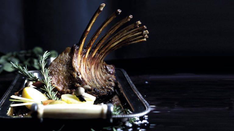 Carne de caza: costillar de corzo. @Asiccaza
