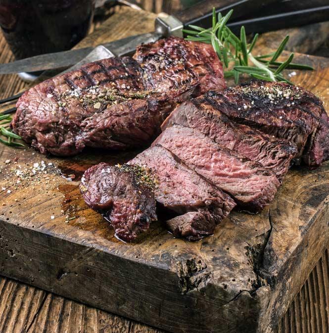 carne de caza para paleodieta