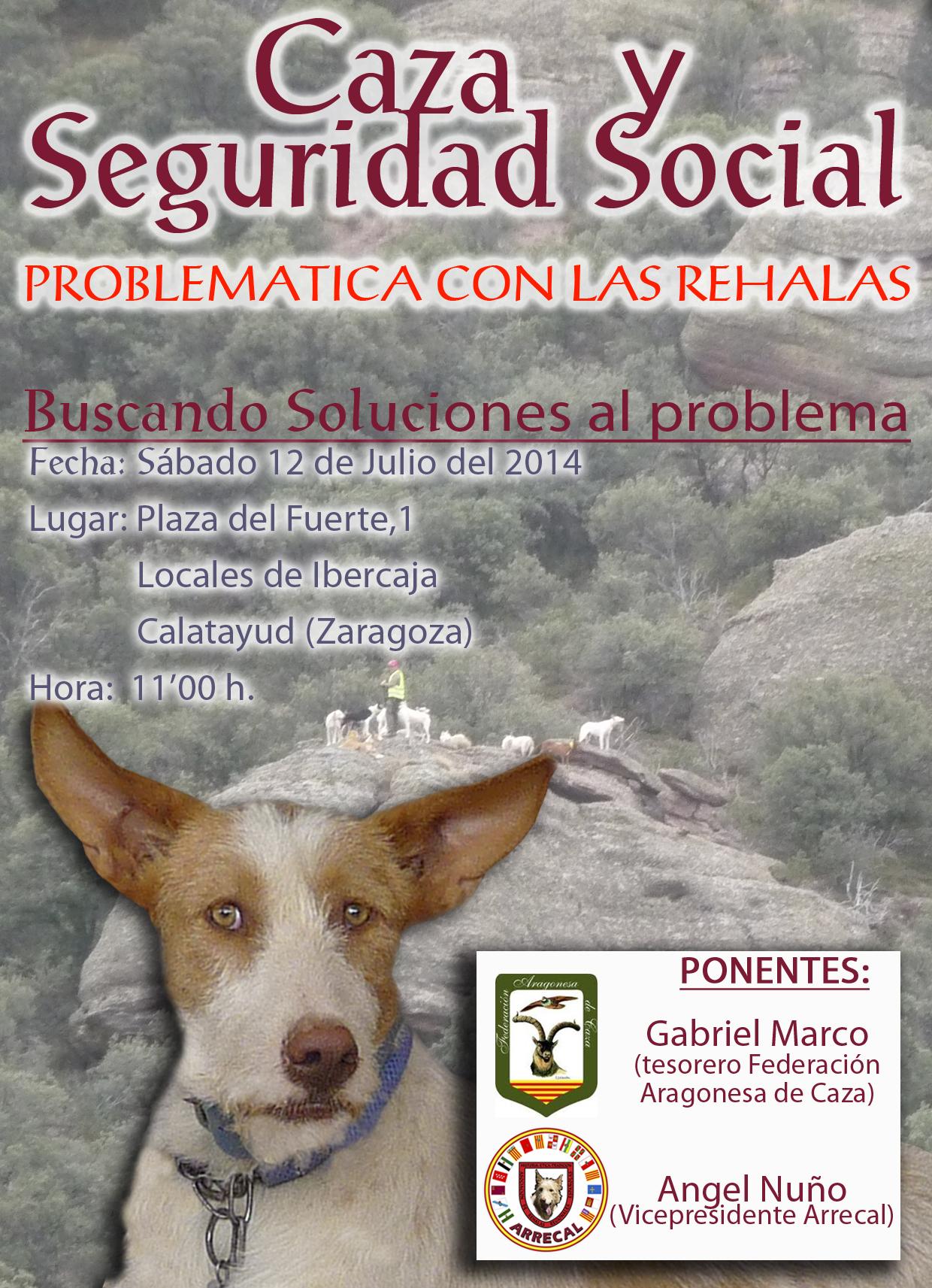 cartel rehalas y seguridad social