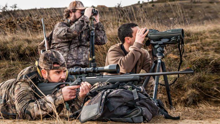 Las razones por las que nos gusta la caza son diversas. /Ángel Vidal