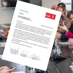 Susana Díaz se reúne con la FAC y expresa el apoyo del PSOE a la caza