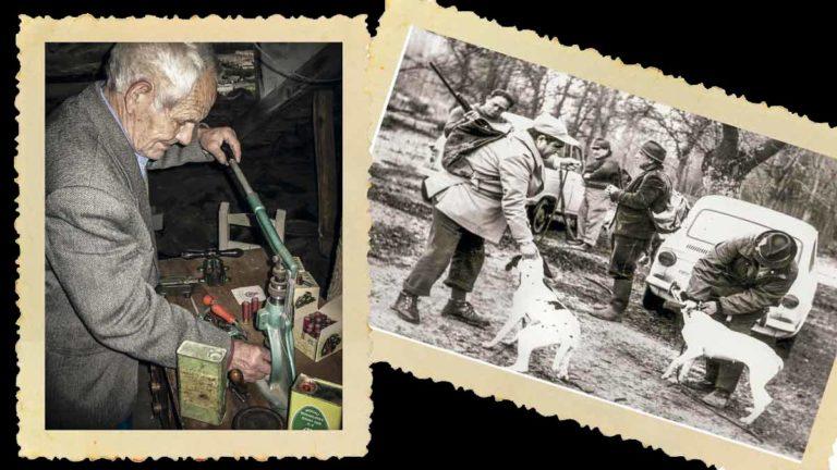 Dos imágenes de nuestro pasado como cazadores. ©Leonardo de la Fuente