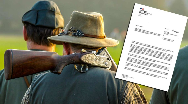 Francia autoriza la caza durante el confinamiento por motivos de «interés general»