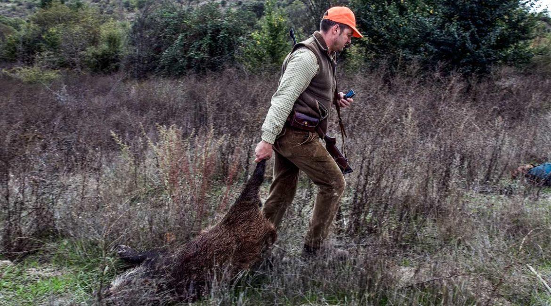 La caza no se ve afectada en Cataluña por las nuevas restricciones contra el COVID-19