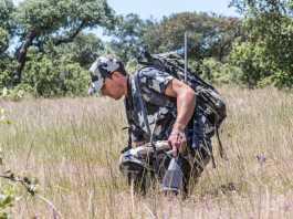 caza como hobby