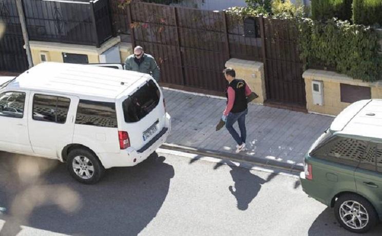 Más de 20 investigados en la mayor operación contra el furtivismo de Andalucía