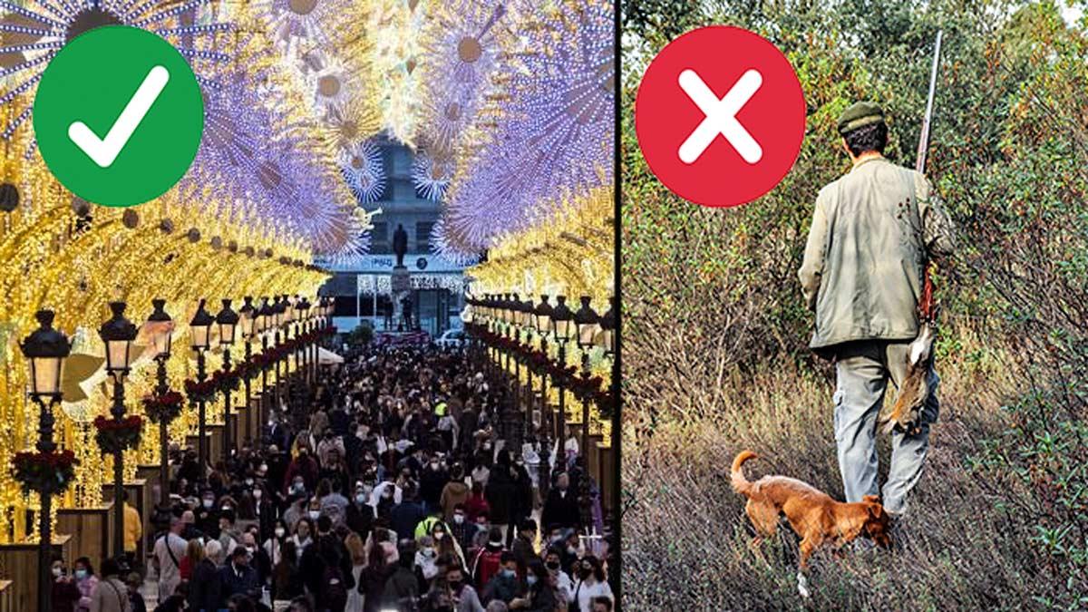 La FAC denuncia que se permitan masificaciones en ciudades y se prohíba ir a cazar en solitario