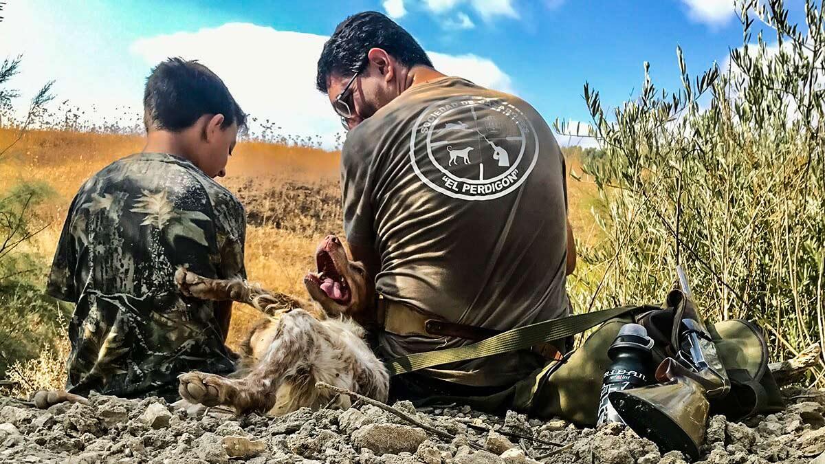 La Covid-19 no puede con la caza social en Andalucía, que mantiene sus cifras