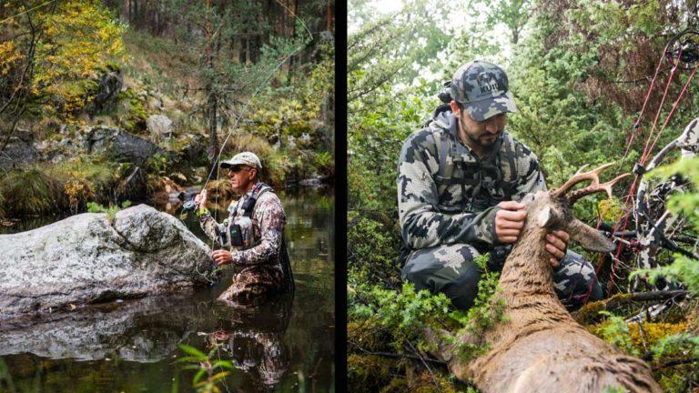 cazar y pescar fase 1