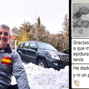 Daniel, el cazador en silla de ruedas y ángel de la guarda que ha salvado vidas durante la nevada