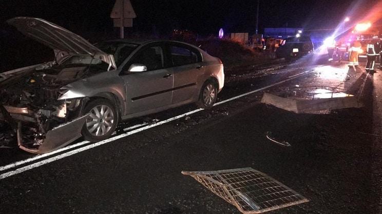 Muere un cazador atropellado tras parar su coche para revisar el carro de los perros