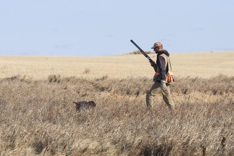 cazador caza castilla-la mancha
