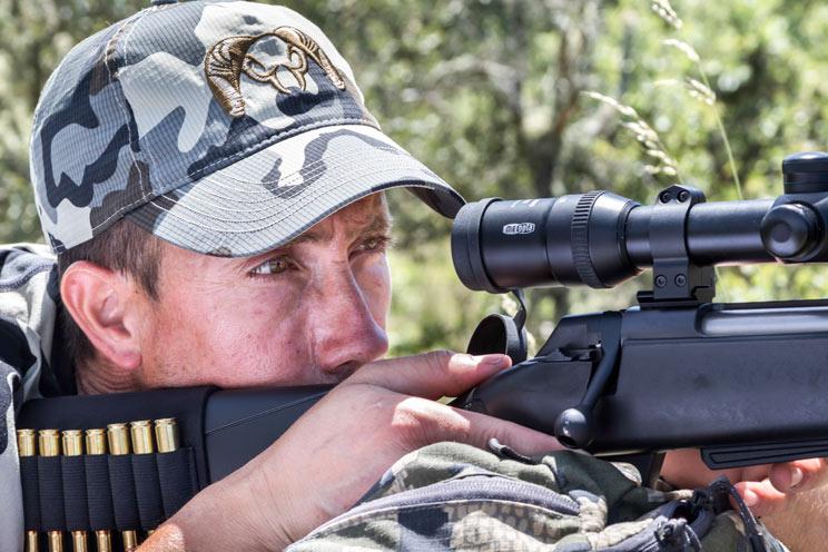 Los cazadores de rifle aumentan en España más de un 225% desde el año 2000