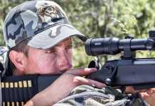 cazadores de rifle