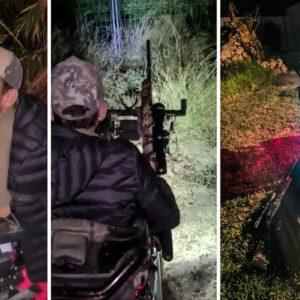 Este vídeo retrata al 'héroe' cazador al que el Dr Cavadas devolvió la mano tras cazar otro jabalí