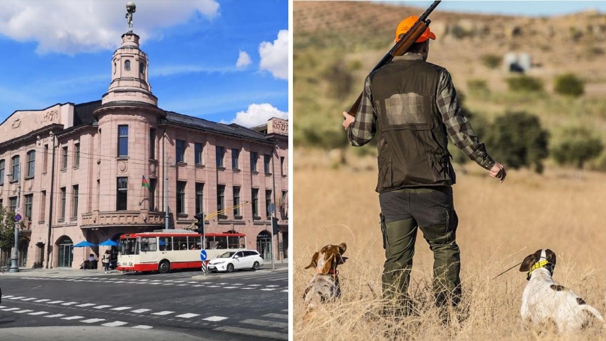La Embajada de España en Lituania defiende a un cazador federado acosado por animalistas