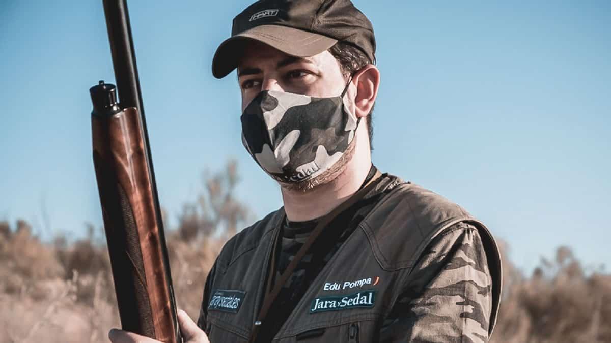 Los cazadores federados andaluces podrán ir a cazar y no se verán afectados por la restricciones de movilidad