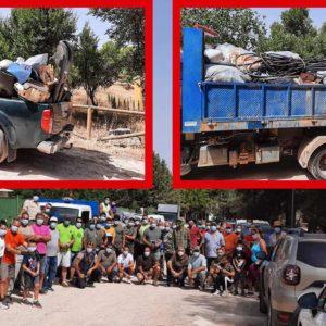 Esta es la lección de ecologismo que los cazadores han dado a los ecologistas en un pueblo andaluz