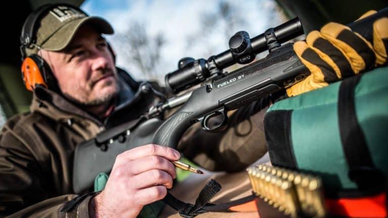 Los cazadores que practican la caza mayor aumentan sin parar en España de 2020. @Ángel Vidal