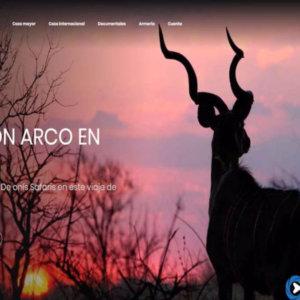 Hoy, gratis en Cazaflix, Safari con arco en Namibia