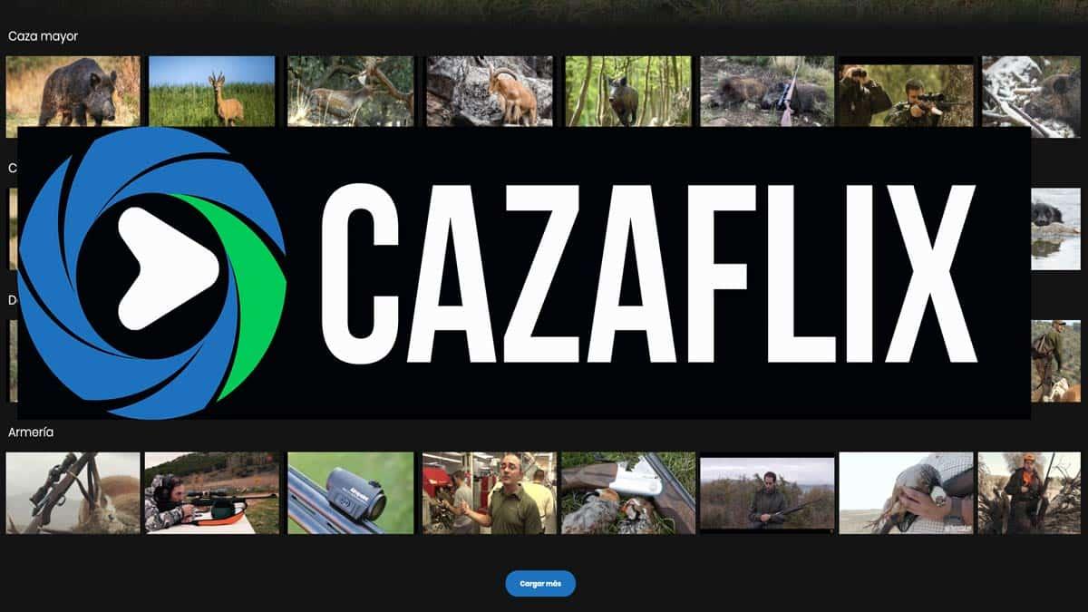¿Cómo puedo ver Cazaflix en mi televisión?