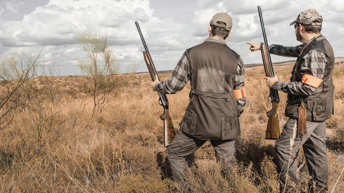 Estos son los cazadores que no podrán ir a otras comunidades a cazar durante el puente de Los Santos