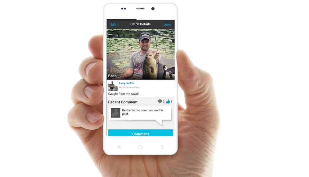 9 apps para pescadores