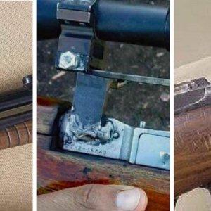 Seis chapuzas de cazadores que se metieron a armeros con las que destrozaron sus rifles