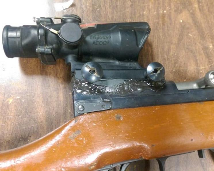 Diez formas de destrozar tu rifle de una forma muy chapuza