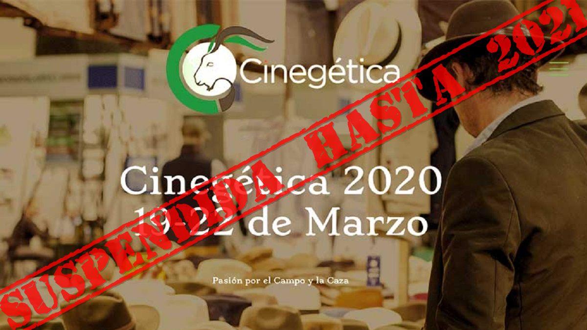 La feria de caza Cinegética, aplazada finalmente hasta 2021