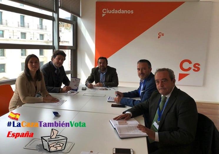 Ciudadanos manifiesta su compromiso con los cazadores antes de las elecciones