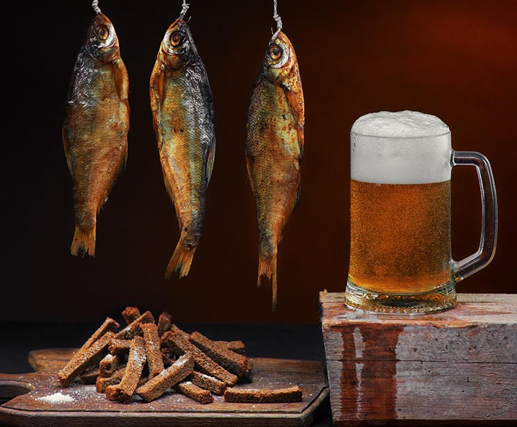 cómo ahumar carne o pescado