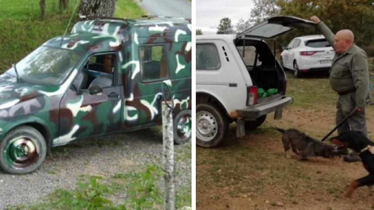 Cinco coches para ir de caza que son un mito histórico