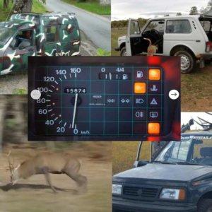 Cinco míticos coches para ir de caza que son indestructibles