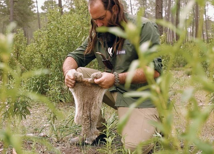 Supervivencia: Así se cocina un conejo en su propia piel