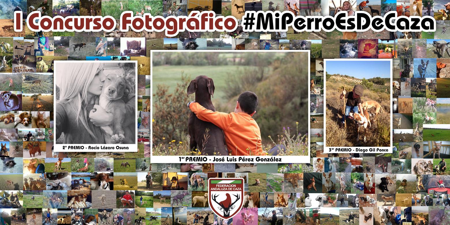 La FAC convoca el II Concurso de Fotos en Redes Sociales #MiPerroEsDeCaza