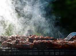 como ahumar carne o pescado