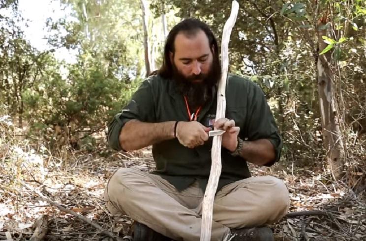 Cómo fabricar un arco de caza