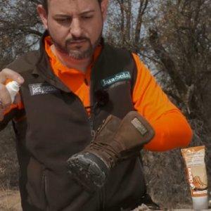 ¿Cómo limpiar correctamente unas botas de caza con Gore-Tex?