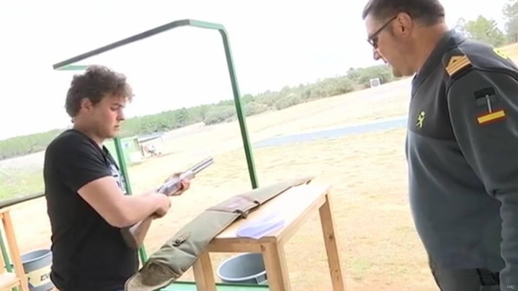 como preparar el examen del permiso de armas