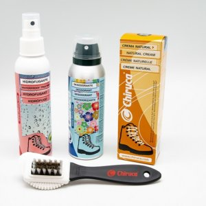 Nuevos productos Chiruca para el cuidado del calzado de caza