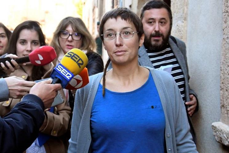 Condenada la concejal que se alegró de la muerte de Víctor Barrio