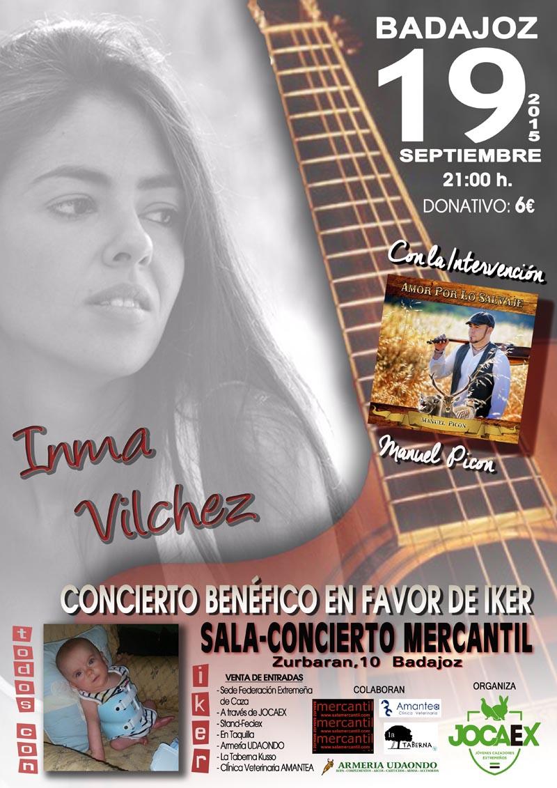 FEDEXCAZA celebra un concierto solidario en favor del pequeño Iker