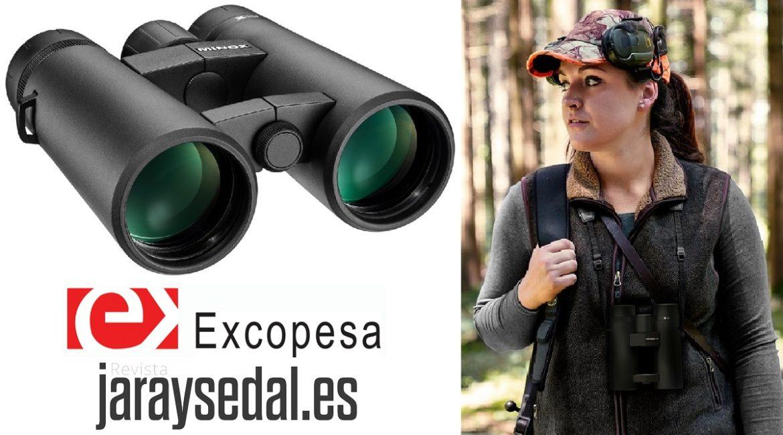 Jara y Sedal y Excopesa premiarán la mejor historia de caza con unos prismáticos Minox