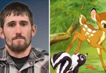 condenan a un furtivo a ver bambi