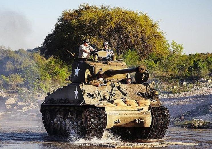 conducir tanques